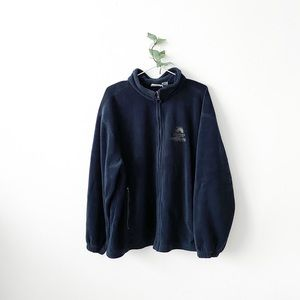 Fleece Zip Up Sweater